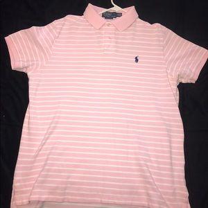 Custom fit Ralph Lauren (Polo)  button up shirt.